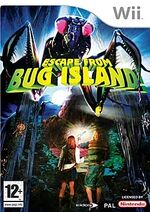 Escape from Bug Island PAL