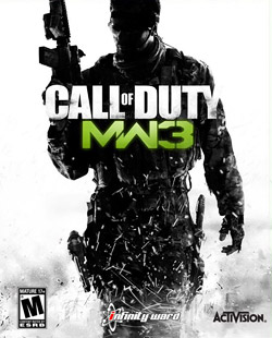 File-Modern Warfare 3 Cover