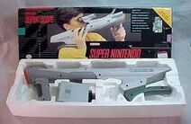 SNES Super Scope & Case
