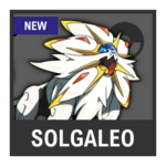 Super Smash Bros. Strife Pokémon box - Solgaleo
