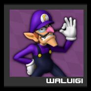 ACL Mario Kart 9 character box - Waluigi