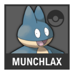 Super Smash Bros. Strife Pokémon box - Munchlax