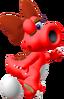 Super Smash Bros. Strife recolour - Birdo 3