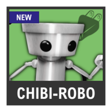 Super Smash Bros. Strife character box - Chibi-Robo