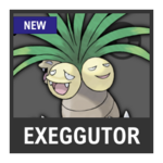 Super Smash Bros. Strife Pokémon box - Exeggutor