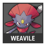 Super Smash Bros. Strife Pokémon box - Weavile