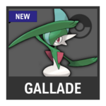 Super Smash Bros. Strife Pokémon box - Gallade