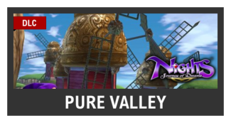 Super Smash Bros. Strife stage box - Pure Valley