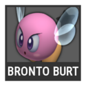 Super Smash Bros. Strife SR enemy box - Bronto Burt