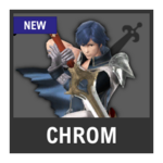 Super Smash Bros. Strife Assist box - Chrom