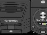 Bandai CD Revolution
