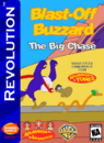 Blast-Off Buzzard The Big Chase Box Art (Re-Release) 2