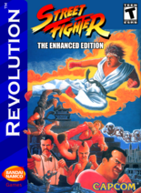 Street Fighter The Enhanced Edition Box Art 2