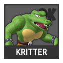 Super Smash Bros. Strife SR enemy box - Kritter