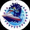 Brawl Sticker Wave Race Blue Storm
