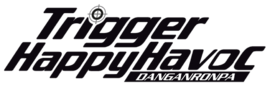 Danganronpa Trigger Happy Havoc logo