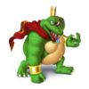 King k rool transparent by zesiul-d8s67fc