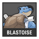 Super Smash Bros. Strife Pokémon box - Blastoise