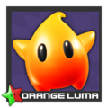 ACL Mario Kart 9 character box - Orange Luma