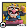 ACL Mario Kart 9 character box - Wario Biker
