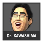 Super Smash Bros. Strife Assist box - Dr. Kawashima