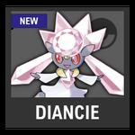 Super Smash Bros. Strife Pokémon box - Diancie