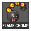 Super Smash Bros. Strife SR enemy box - Flame Chomp