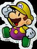 Super Smash Bros. Strife recolour - Paper Mario 3