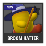 Super Smash Bros. Strife Assist box - Broom Hatter