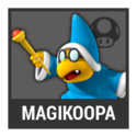 Super Smash Bros. Strife SR enemy box - Magikoopa