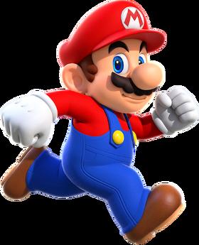 Super Mario Run - Mario Artwork