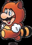 SMB3 Tanooki Mario