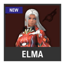 Super Smash Bros. Strife character box - Elma