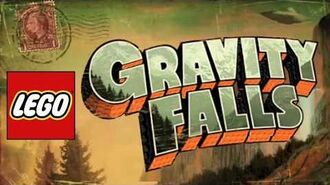Lego Gravity Falls Video Game Trailer