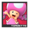 ACL Mario Kart 9 character box - Toadette