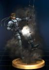 Grenade Launcher - Brawl Trophy