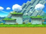 Mushroom Kingdom U (SSBStrife)