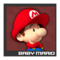 ACL Mario Kart 9 character box - Baby Mario