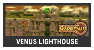 Super Smash Bros. Strife stage box - Venus Lighthouse