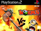Worms vs. Minions: The Ultimate Battle
