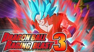 Dragon Ball Z Raging Blast 3 Project