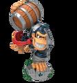 Dark Turbo Charge Donkey Kong - Skylander