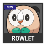 Super Smash Bros. Strife Pokémon box - Rowlet