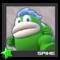 ACL Mario Kart 9 character box - Spike