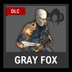 Super Smash Bros. Strife Assist box - Gray Fox