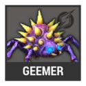 Super Smash Bros. Strife SR enemy box - Geemer