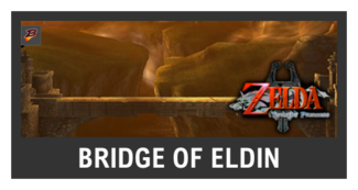Super Smash Bros. Strife stage box - Bridge of Eldin