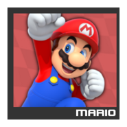 ACL Mario Kart 9 character box - Mario