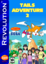 Tails Adventure 2 Box Art 2