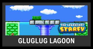 Super Smash Bros. Strife stage box - Gluglug Lagoon